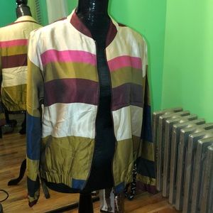 H&M Multi-Colored Jacket